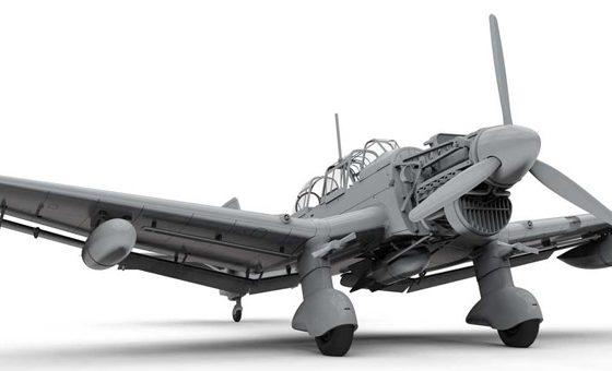 Stuka JUNKERS Ju87B-1