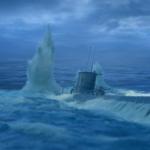U-BOAT UNDER ATTACK