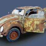 Tamiya Volkswagen 1/24