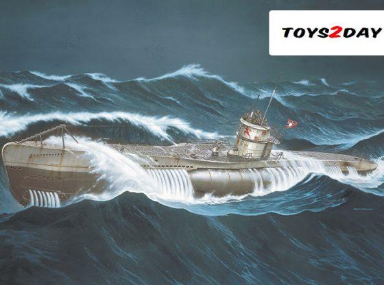 "U-Boot Typ VII C ""Wolf Pack"""