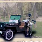 Willys Jeep & ...Ε.S.Α!