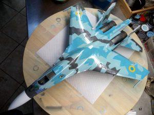 Su-27 Flanker B