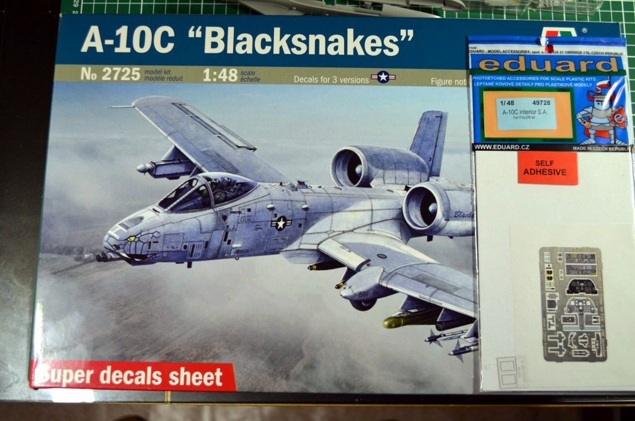 A-10C «Blacksnakes» - Scale Modelling