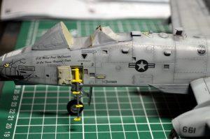 "ITALERI A-10C 1/48 ""Blacksnakes"""