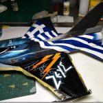 F16C Hellenic Air Force Zeus III Demo with no decals!!!!