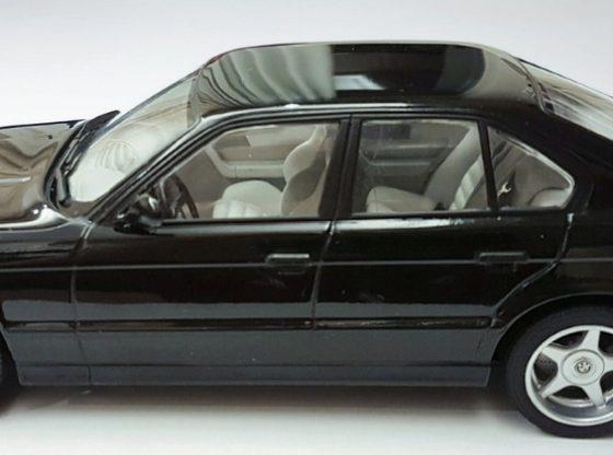 BMW M5 - Fujimi 1/24