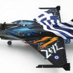 F16C Hellenic Airforce ΖΕΥΣ III Demo Team