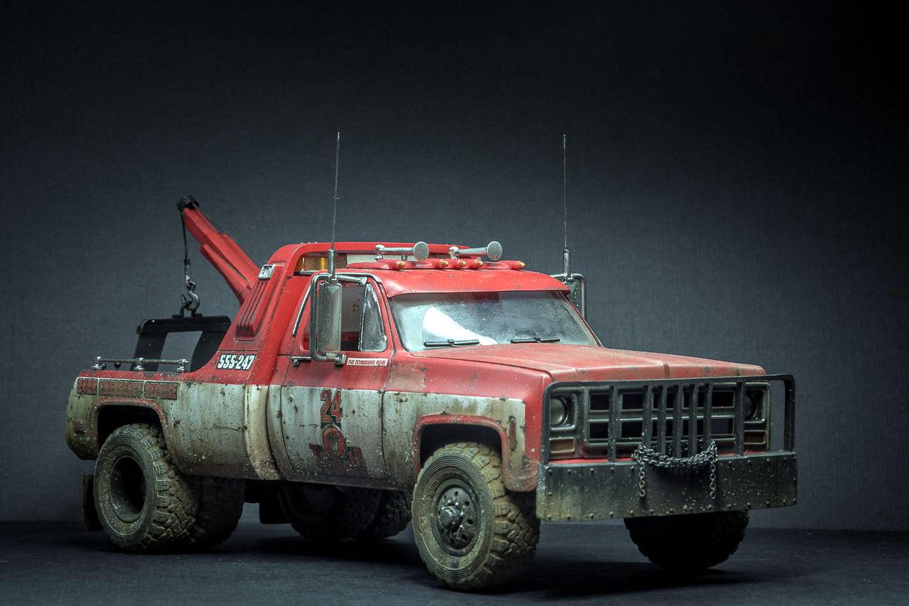 revell truck models ebay autos post. Black Bedroom Furniture Sets. Home Design Ideas