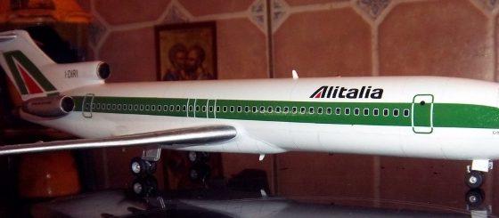 Airfix Boeing 727