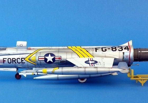 F-104C Italeri