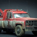 1977 GMC wrecker