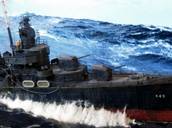USS Fletcher DD-445