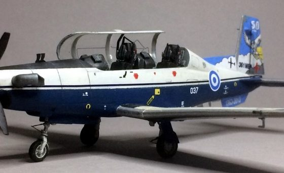 T-6A/NTA Texan II Grand Models 1:72