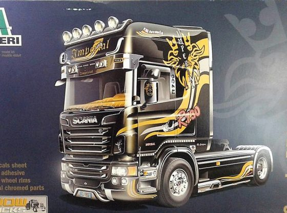 "Scania R730 V8 ""Imperial"""