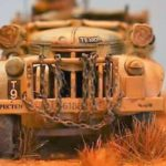Scorpions in the desert...