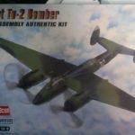Tu-2 Bomber