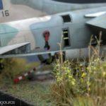 A-7E Corsair II abandoned - 116ΠΜ Άραξος