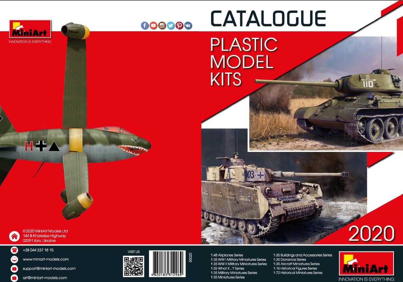 MiniArt catalogue