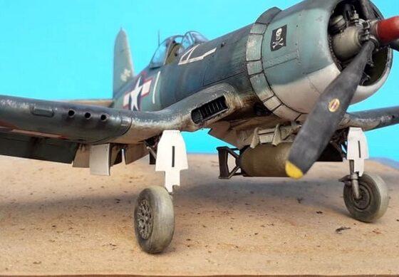 Tamiya F4U-1A Corsair