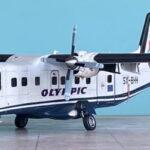 OLYMPIC AIRWAYS Dornier 228-100