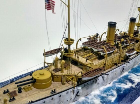 Encore Models USS Olympia
