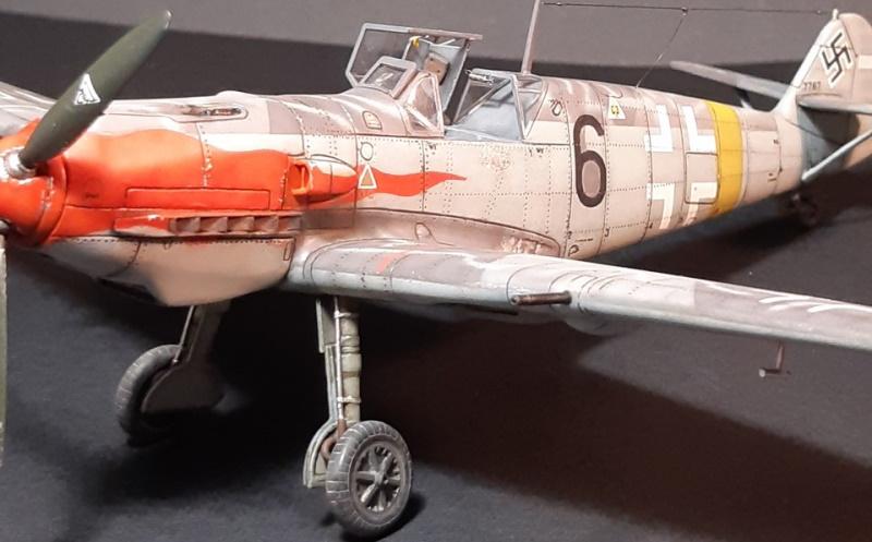 Me-109 T2 Norway 1944