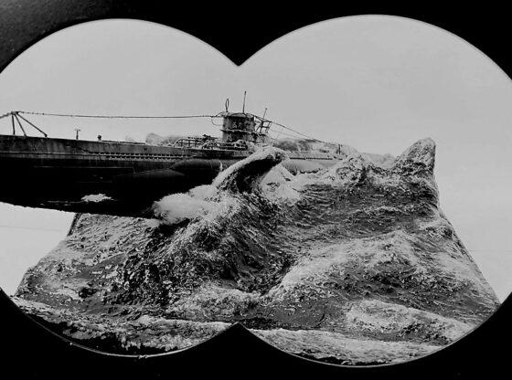 U-96 Das Boot in Storm, Revell 1/144